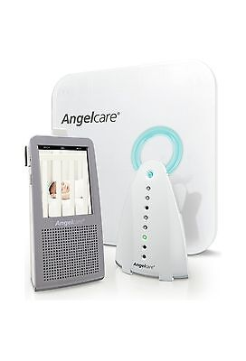 BRAND NEW Angelcare AC1100 Digital Video And Sound Sensor Pad Baby Monitor