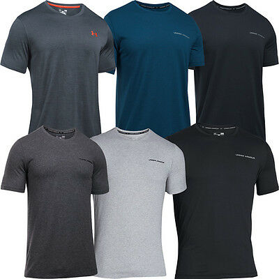 Under Armour Charged Cotton Microthread Shortsleeve Tee T-Shirt 1277085 Shirt