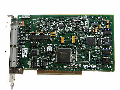 NI National Instruments PCI-1200 data acquisition DAQ Card