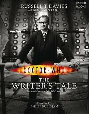 Doctor Who: The Writer's Tale by Russell T. Davies Hardcover Book (English)