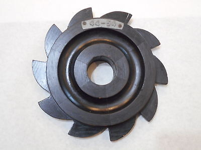 Antique Wood Foundry Pattern Mold Gear Cog Industrial Machine Steampunk Vintage