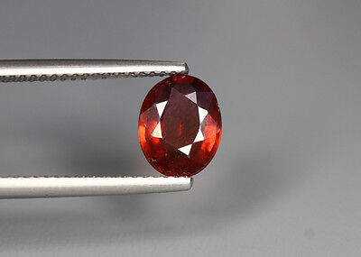 1.89 Cts_Unique Collection_100 % Natural Reddsih Pink Rhodolite Garnet_Sri Lanka