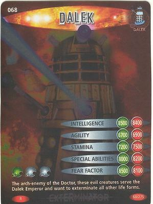 Doctor Who Battles In Time Exterminator #68 Dalek