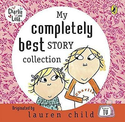 My Completely Best Story Collection (Charlie and Lola), Lauren Child | Audio CD