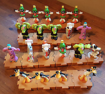 21 Looney Tunes Space Jam Toys 1996 Warner Brothers Sylvester Daffy Duck Bugs