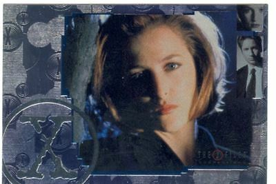X Files Connections Promo Card P-i