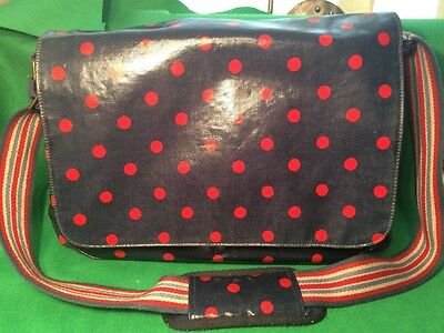 Cath Kidston Baby Changing Bag. Inc Changing Mat / Bottle Bag
