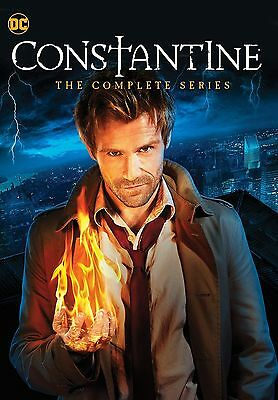 Constantine: Complete Series Season 1 (DVD, 2016, 3-Disc Set)