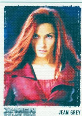 X Men 3 The Final Stand Art & Images Chase Card ART3 Jean Grey