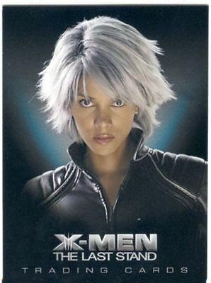 X Men 3 The Final Stand Promo Card P2