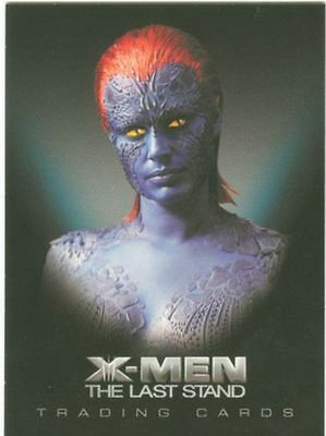 X Men 3 The Final Stand Promo Card P3