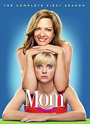 Mom: The Complete First Season (DVD, 2014, 3-Disc Set) * NEW *