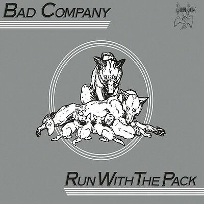 Bad Company - Run With The Pack [New CD]