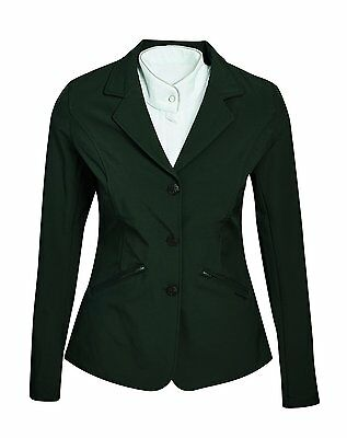 Horseware Ladies Competition Jacket Forest Green X Small