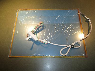 """13-5291-01Ma 3M Touch Systems 15"""" Glass Panel New From Usa Ships Free !"""