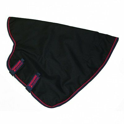 Horseware Amigo XL Neck Cover no fill Navy/Navy & Red X Large