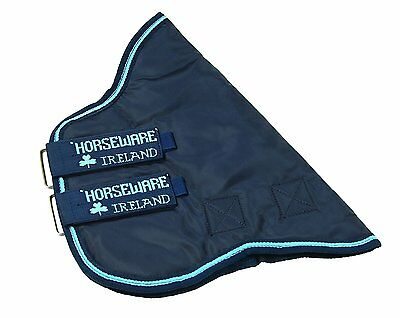 Horseware Amigo 1200D Hood 150g Navy/Navy Electric Blue Medium