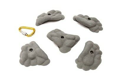 ETCH Font Set C Climbing Hold, Grey