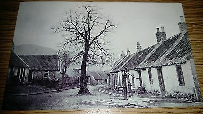 The Village Pump Tullibody postcard Un-posted