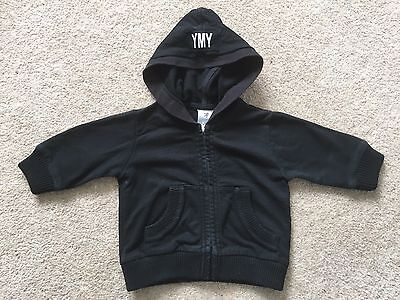 Ymamay Baby Boys Hoody Top Size 3-6 Months *Excellent Condition*