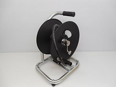 "GENERAL 5000 PSI HIGH-PRESSURE 3/8""x100' HAND-CARRY PRESSURE WASHER HOSE REEL"