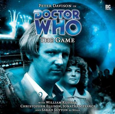 The Game (Doctor Who) by Darin Henry | Audio CD Book | 9781844351008 | NEW