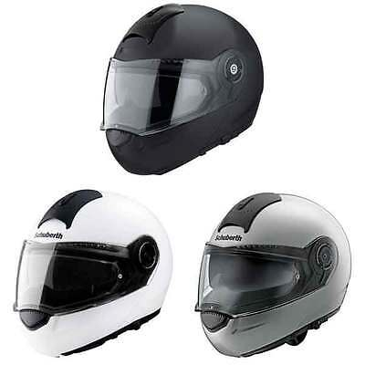 Schuberth C3 Basic Flip Front Up Touring Motorcycle Helmet All Colours & Sizes