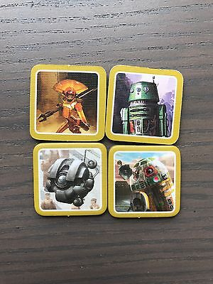 Star Wars Imperial Assault Companion Tokens