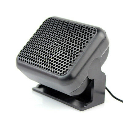 NSP-100 Mini CB Radio External Speaker For Kenwood Motorola ICOM Yaesu Durable