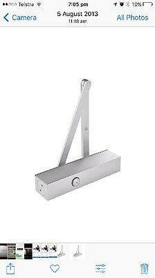 Dorma Door Closer TS83SIL Fire Rated