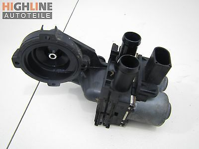 Audi A6 4F 05-08 TDI 1,9 103KW Water Valve Valve Heater without circulating pump