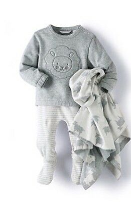 Country Road Lion Sweater- New With Tags- 6-12 Months