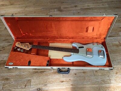 Fender American Vintage '63 Precision Bass - Faded Sonic Blue
