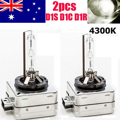 2x 35W D1S / D1R HID Xenon Headlight Replacement for Philips or OSRAM Bulb 4300k