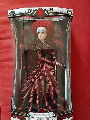 disney store limited edition doll alice through the looking glass : iracebeth