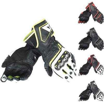 Dainese Carbon D1 Motorcycle Motorbike Sports Long Gloves All Colours & Sizes