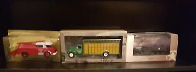 Lot 3 Camions 1/43 Neufs