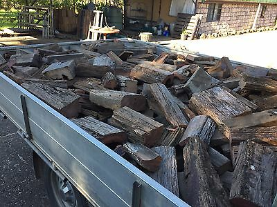 """firewood """"3x2"""" And """"3x1"""" (short Cut Lengths), 1 Ute Load. Delivery Is Included"""