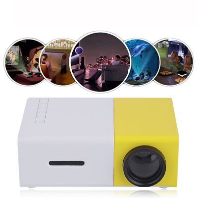 how to connect mini led projector to iphone