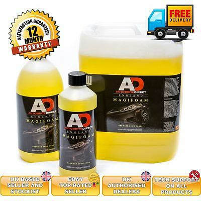 Autobrite Direct MagiFoam Snow Foam Prewash for snow foam lance 500ml Magi Foam