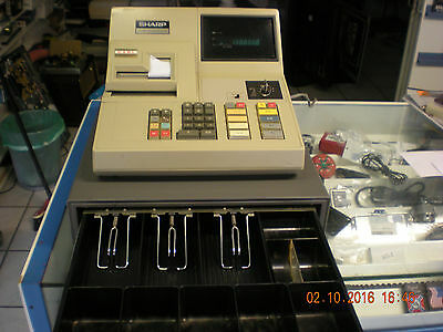 SHARP Kasse electronic Cash Register ER2370