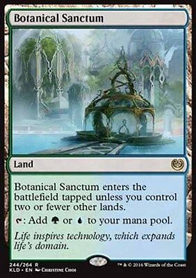 *Magic MtG: Botanical Sanctum (Rare) - KALADESH *TOP*