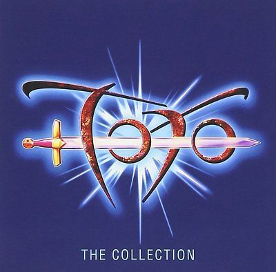 Toto The Collection Cd (Greatest Hits / Very Best Of)