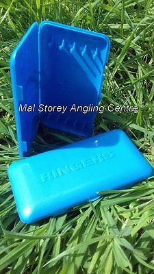 """Two Ringers New 4 Inch HookLength Boxes Blue / Aqua / Green -  4"""" box"""