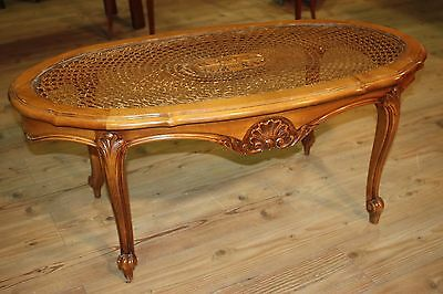 Coffee Table Living Room Wooden Furniture Vintage Style Antiques 900 Xx