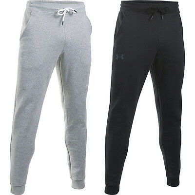 Under Armour Storm Rival Cotton Jogger Herren Fleece Jogging Sport Hose 1280793