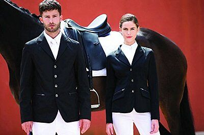 Horseware Mens Competition Jacket Black Small