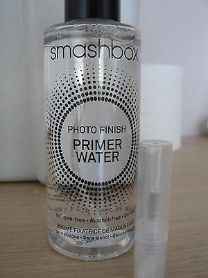 ❤❤❤  SMASHBOX Photo Finish Primer Water & Makeup Setting Spray 2ml SAMPLE ❤❤❤