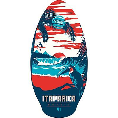 Skimboard SLIDZ 41 / 105cm Itaparica Red