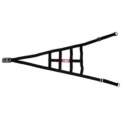 RJS Safety 10001501 USAC Roll Cage Safety Nets 32 x 18 (Black)